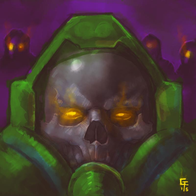 21/365 - Astro Zombies